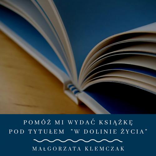 Pomożesz mi wydać książkę..
